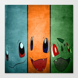 The Starters Canvas Print