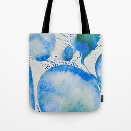 Blue Study Tote Bag