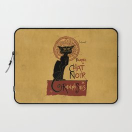 Le Chat Noir Laptop Sleeve