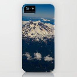 Pacific_Northwest Aerial View - IIa iPhone Case