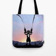 Punisher Kid Tote Bag