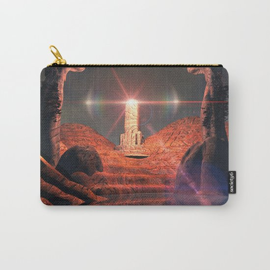 Mystical fantasy world Carry-All Pouch