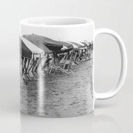 Antique Beach Coffee Mug