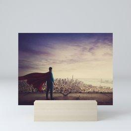 hero Mini Art Print