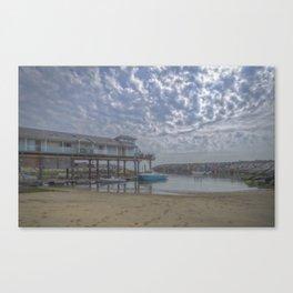 The Cove. Canvas Print