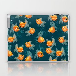 Goldfishs Laptop & iPad Skin