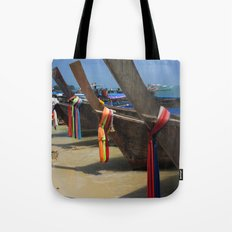 Colours on Shore Tote Bag