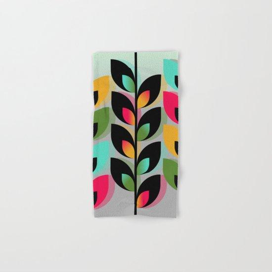 Joyful Plants III Hand & Bath Towel