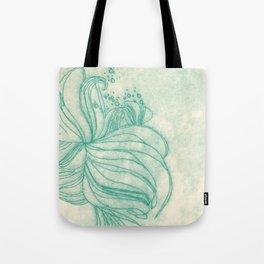 Ocean Plant Tote Bag
