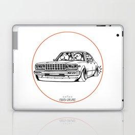 Crazy Car Art 0210 Laptop & iPad Skin