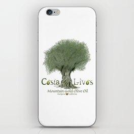 CostaLivos  iPhone Skin
