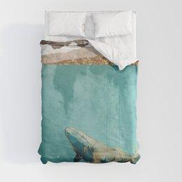 Light Beneath Comforters