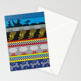 MSTie Sweater Stationery Cards