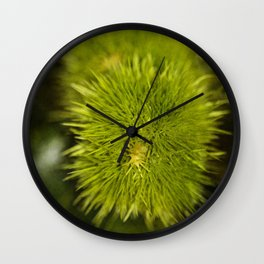 In the forest #7 Wall Clock