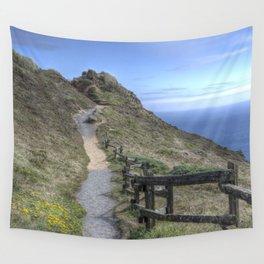 Ocean Trail Wall Tapestry