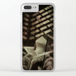 Magic Touch Clear iPhone Case
