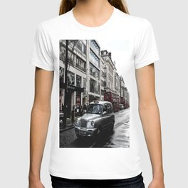 taxi in london T-shirt