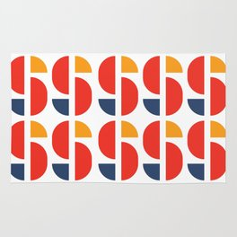 Bauhaus Repetition Joschmi Xants Rug
