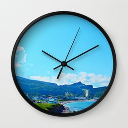 The Other Side of Perce Wall Clock