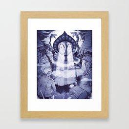 Flatwoods Framed Art Print