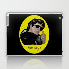 Lou Says Laptop & iPad Skin