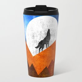 Night Shadow Travel Mug