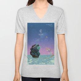 Magic Crystal Unisex V-Neck