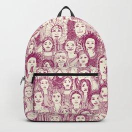 WOMEN OF THE WORLD CHERRY Backpack