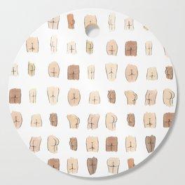 Lotsa Butts! Cutting Board