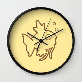 Magicarp Wall Clock