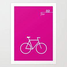 02_WEBDINGS_b Art Print