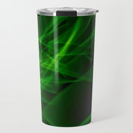Glowstick Light painting Travel Mug