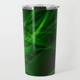 Glowstick Light painting Travel Mug