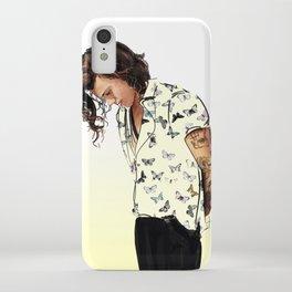 Harry Styles: Butterflies iPhone Case