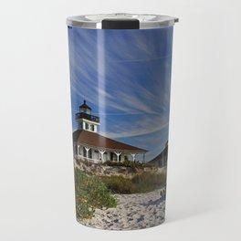 Beautifully Boca Travel Mug