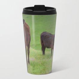 My Pasture, My Rules Travel Mug