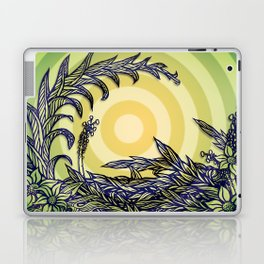 Leaving Laptop & iPad Skin