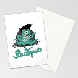 Roctopus Stationery Cards