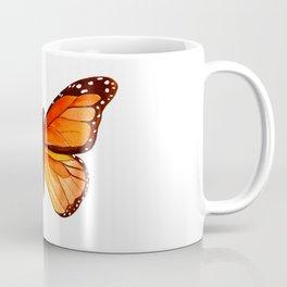 Sunset Butterfly Coffee Mug