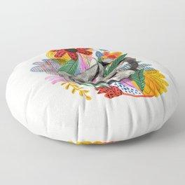 Fancy Snake Floor Pillow