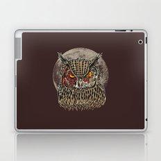 Zombie Owl Laptop & iPad Skin