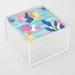 Tropical Vibes Acrylic Box