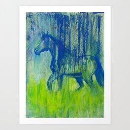Emerge Art Print