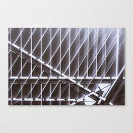 Geometric Distortions - 1 Canvas Print