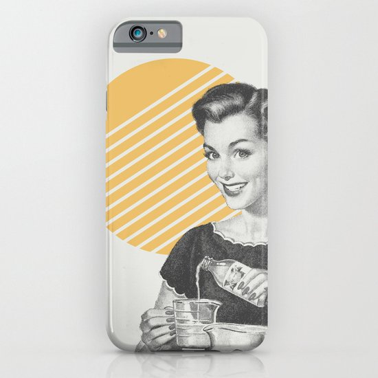 When Life Hands You Lemon Juice Concentrate -- Make Lemonade. iPhone & iPod Case