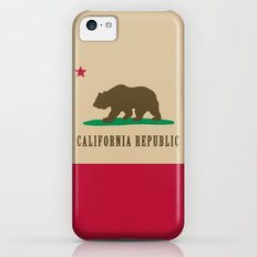 California Republic iPhone 5c Slim Case