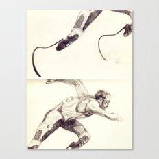 Oscar Pistorius Canvas Print