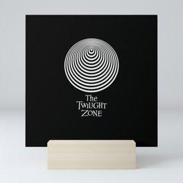 The Twilight Zone Mini Art Print