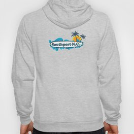 Southport - North Carolina. Hoody