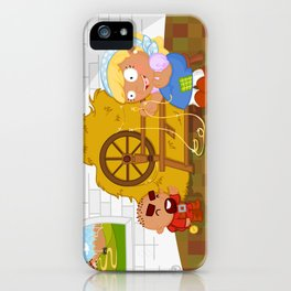 Rumpelstiltskin iPhone Case